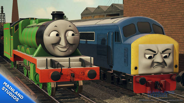 Henry and the Sulky Diesel