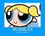 Bubbles Motivational Poster