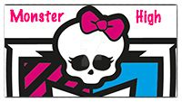 Monster High logo stamp by ComeAndJoinTheBand