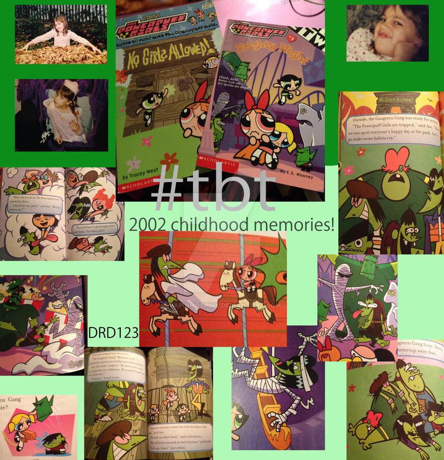 #tbt My favorite childhood memory ever! by DarkRoseDiamond123