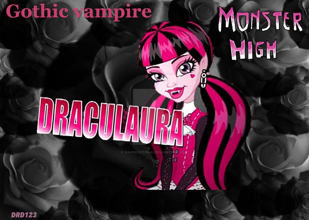 Gothic style vampire ever by DarkRoseDiamond123