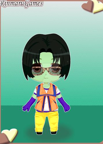 Chibi Anime Ace by DarkRoseDiamond123