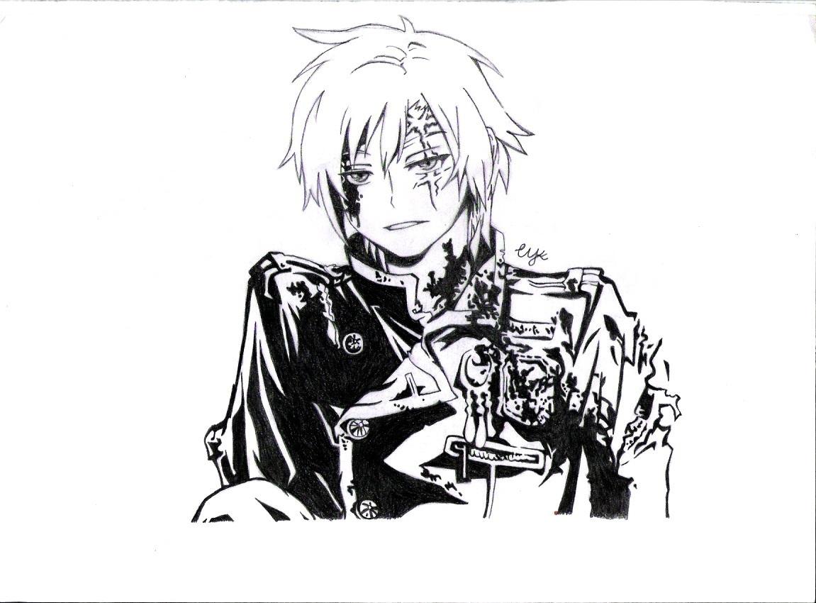 Allen :3 by AngelReiko