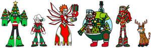 Christmas Bots