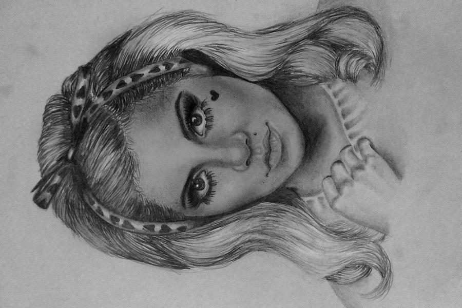 Marina And The Diamonds Eyes Drawing | www.pixshark.com ...