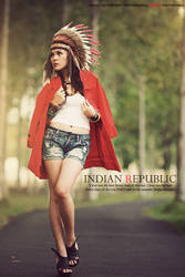Red Indiana by bwaworga