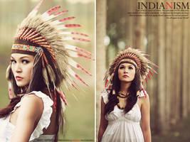 Indianism by bwaworga