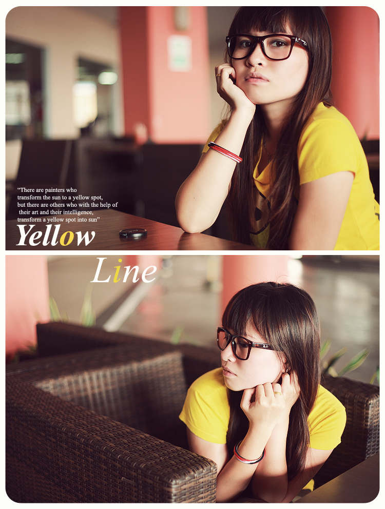 Yellow Line v.2 by bwaworga