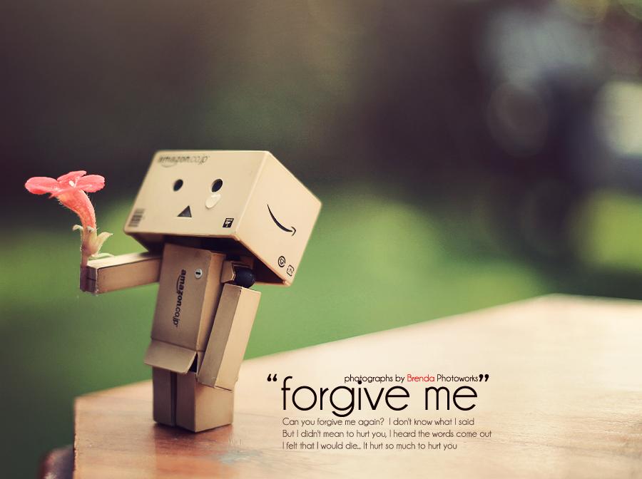 Forgive me by bwaworga