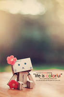 Life is colorful by bwaworga