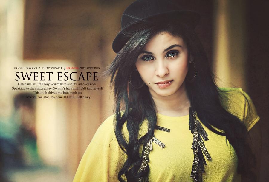 Sweet Escape v.1 by bwaworga