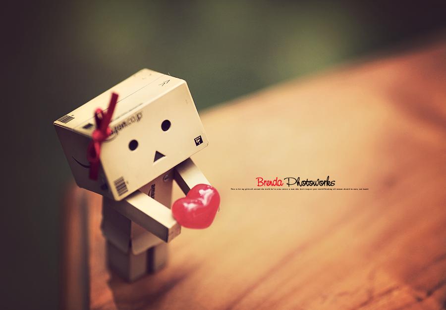 I love you v.2 by bwaworga