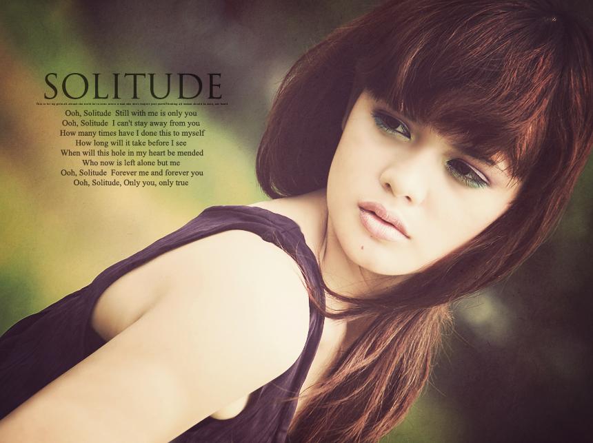 Solitude by bwaworga
