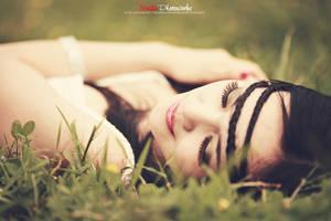 sleeping beauty by bwaworga