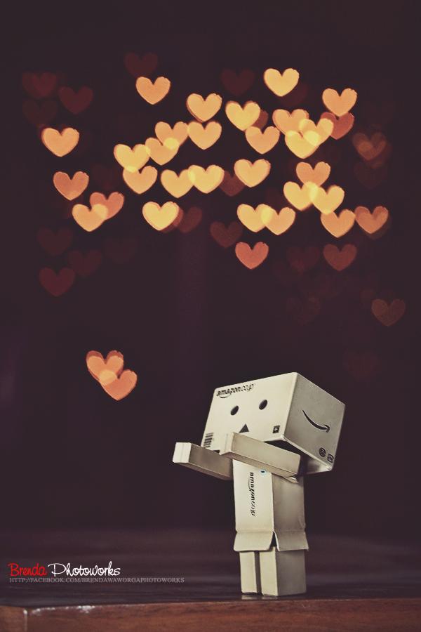 Im sending you my love by bwaworga