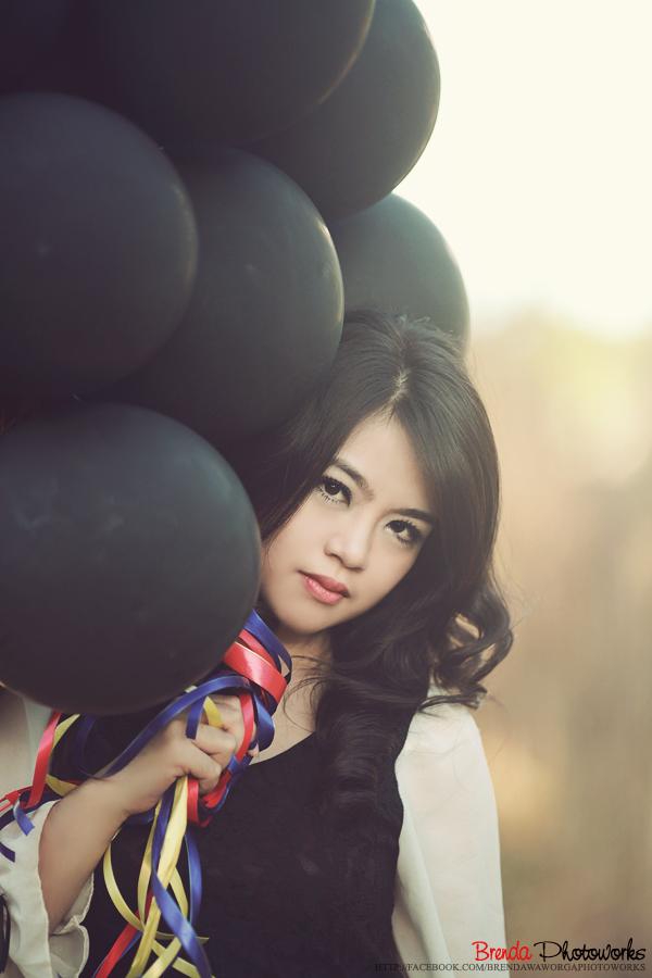 Black Baloons by bwaworga