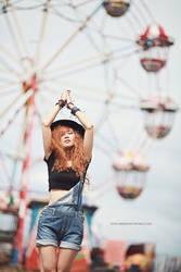 Ferris wheel v.2 by bwaworga