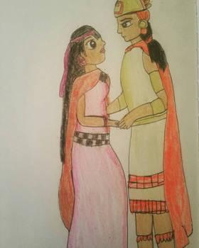 inca couple