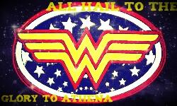 Wonder Woman by SeleneNightingsle