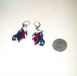 Chogath Crystal Earrings 2