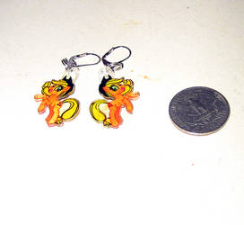 Applejack Crystal Earrings 2
