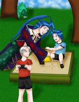 Aerith's Family by AerithHojo