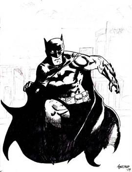 Predatory Batman