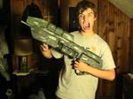ma5c assault rifle prop