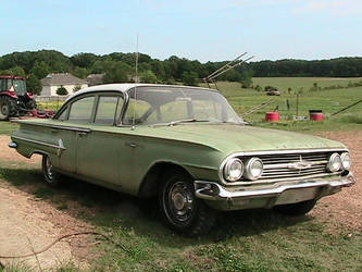 1960 Chevy Bel Air by PanzerForge