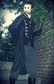 Steampunk Phantom-lurking