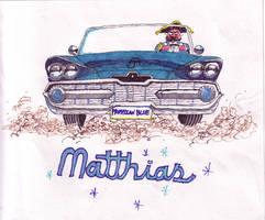 Dodge Regent- Matthias by PanzerForge