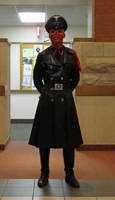 The Red Skull by PanzerForge