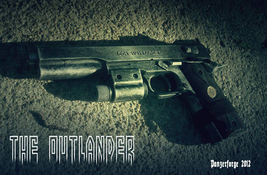 The Outlander by PanzerForge
