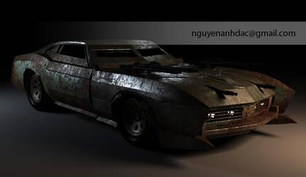 Death Race - Pachenko's Buick