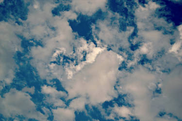 Amazing cloud texture 1