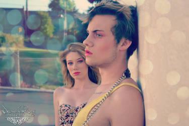 Urban Adam and Eve Photoshoot
