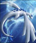 + Lugia: King of the Sea +