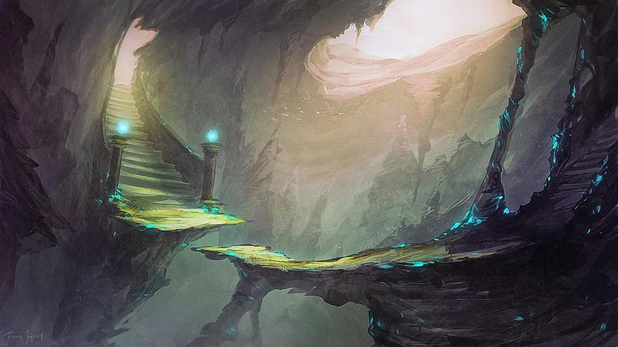 . Impasse . by chaoslavawolf