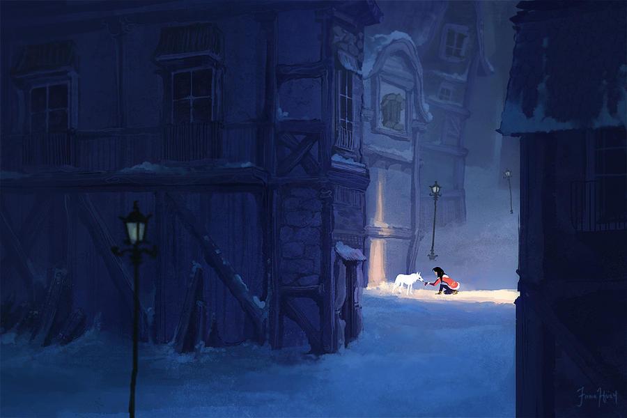 In Dark Times by FionaHsieh