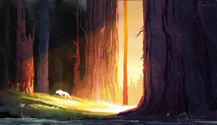 Traveler by FionaHsieh