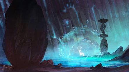 Below the Canyon by FionaHsieh