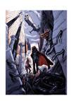 captain Harlock fan art page 1/2