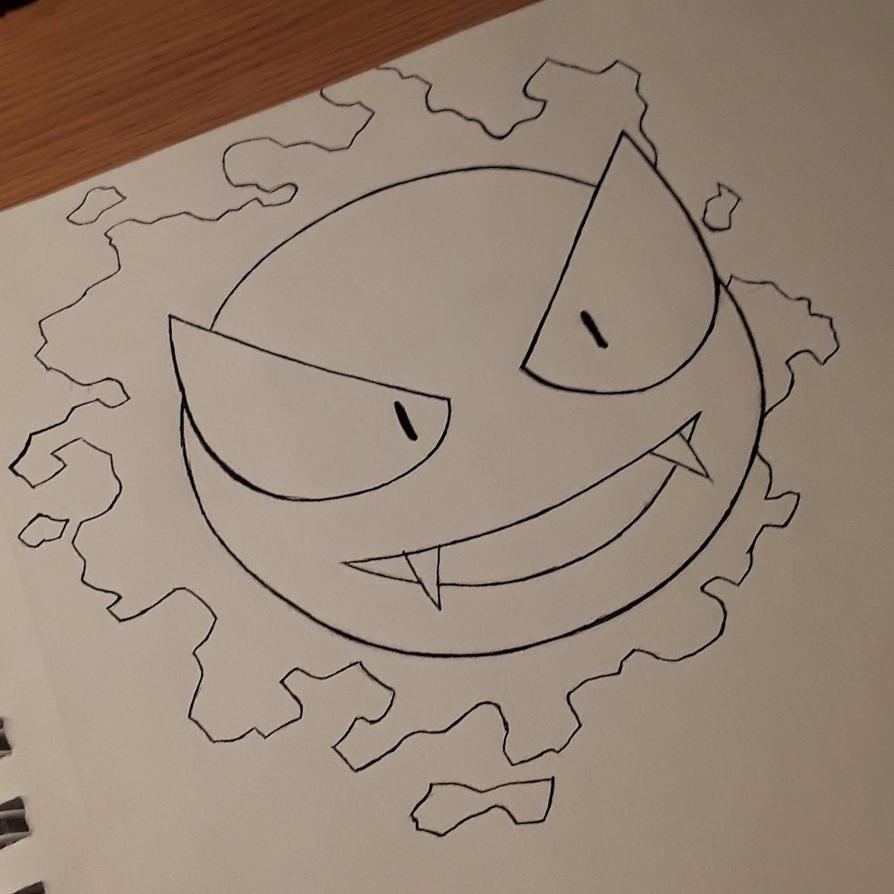 Ghastly by drawingafterdark