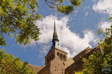 Mt St Michel - between nature and civilisation
