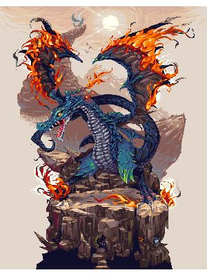 True Dragon by PeL07