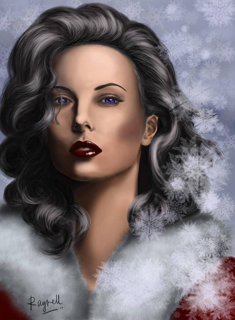 Lady Winter by Rayn3ll