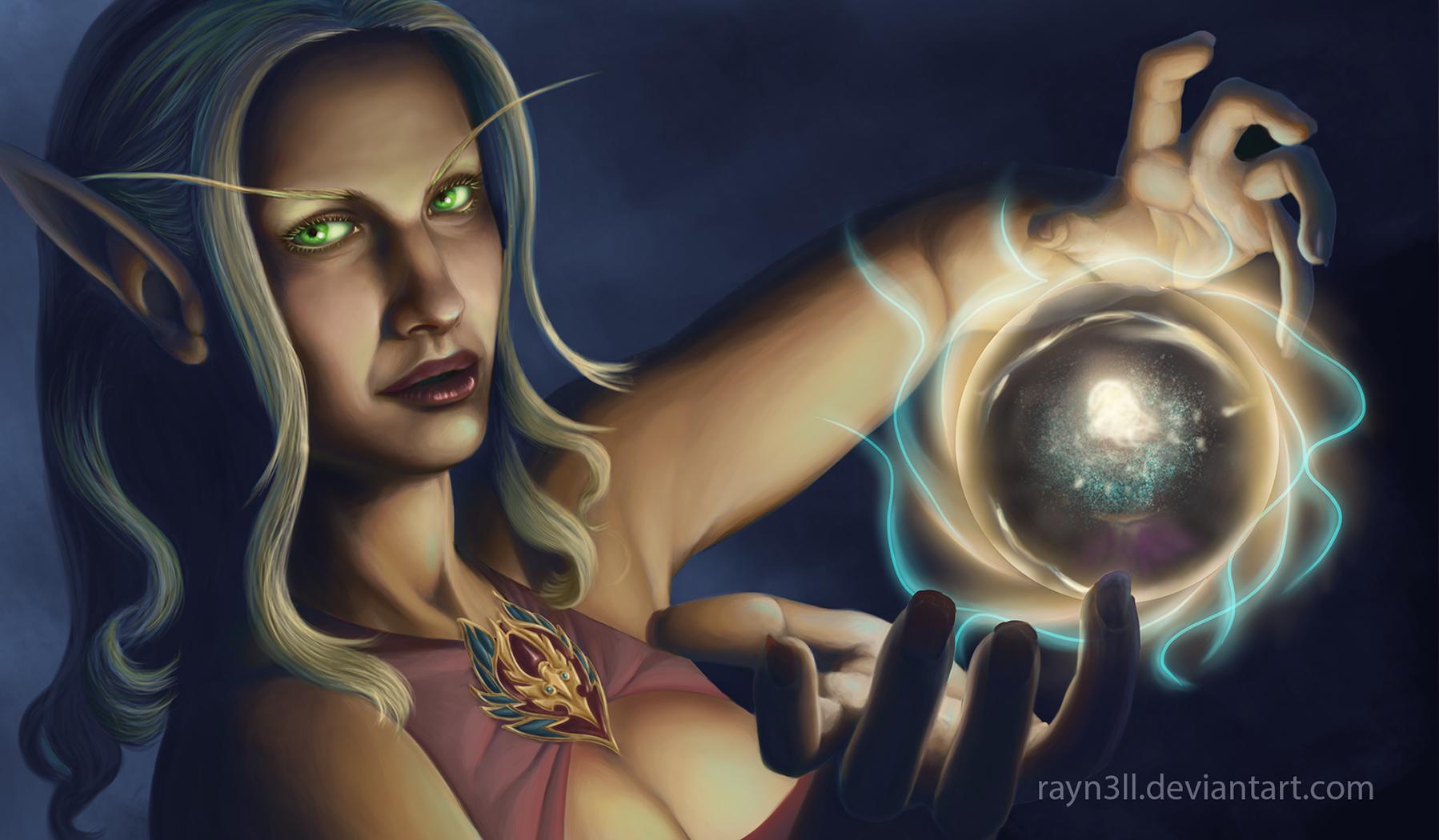 Nimina by Rayn3ll