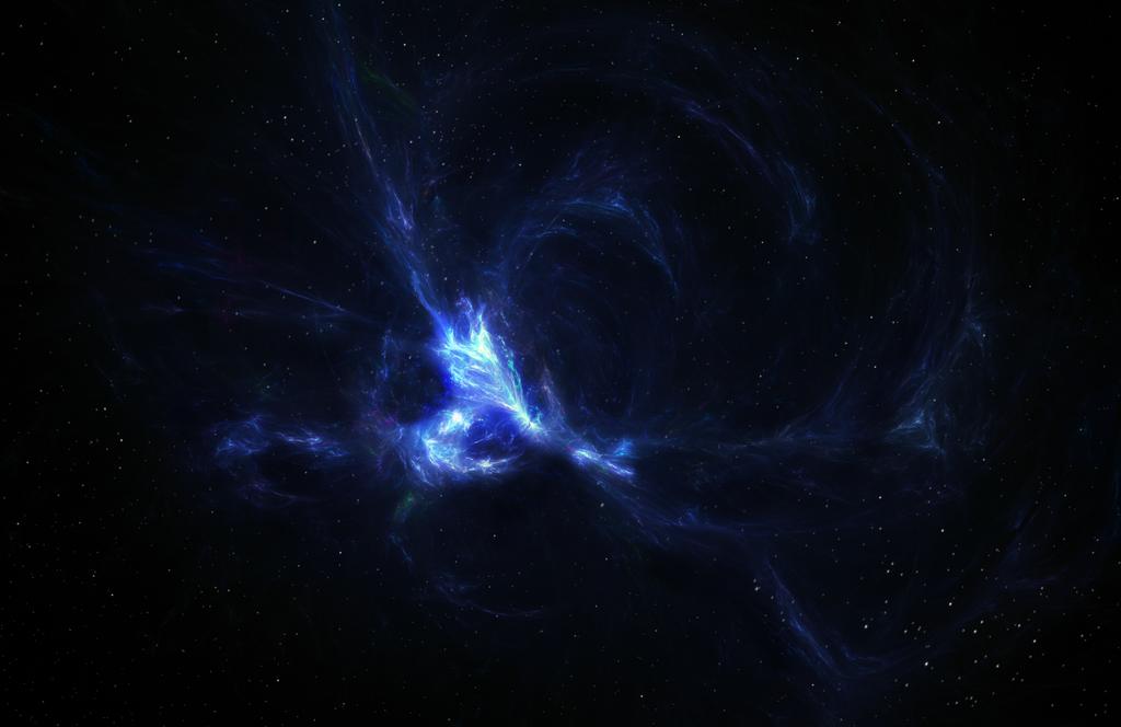 The Flux Nebula by Nyctaeus