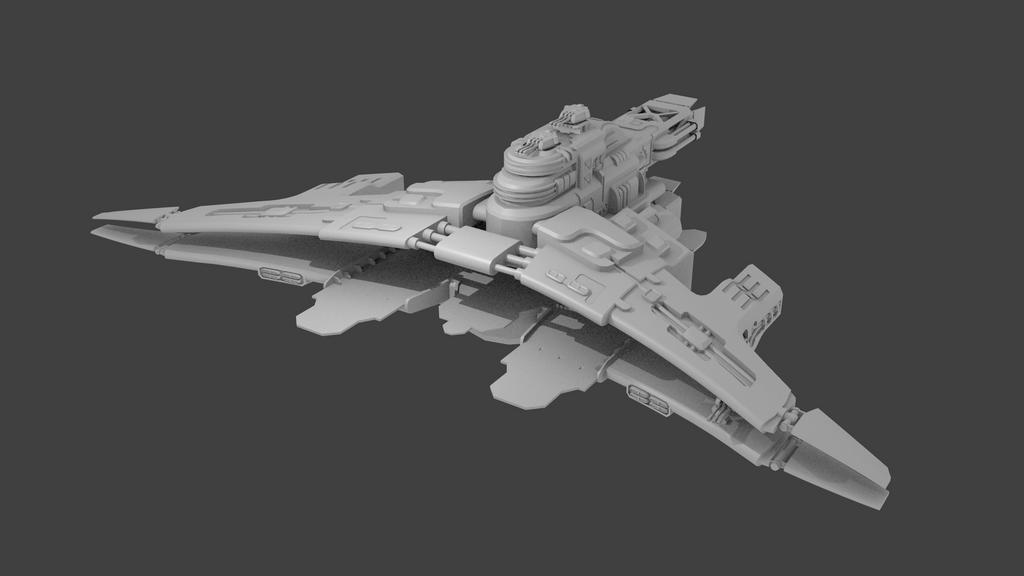 AR-BCR Liberator [WIP] by Nyctaeus