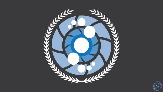 Outer Worlds Defensive Initiative - Emblem